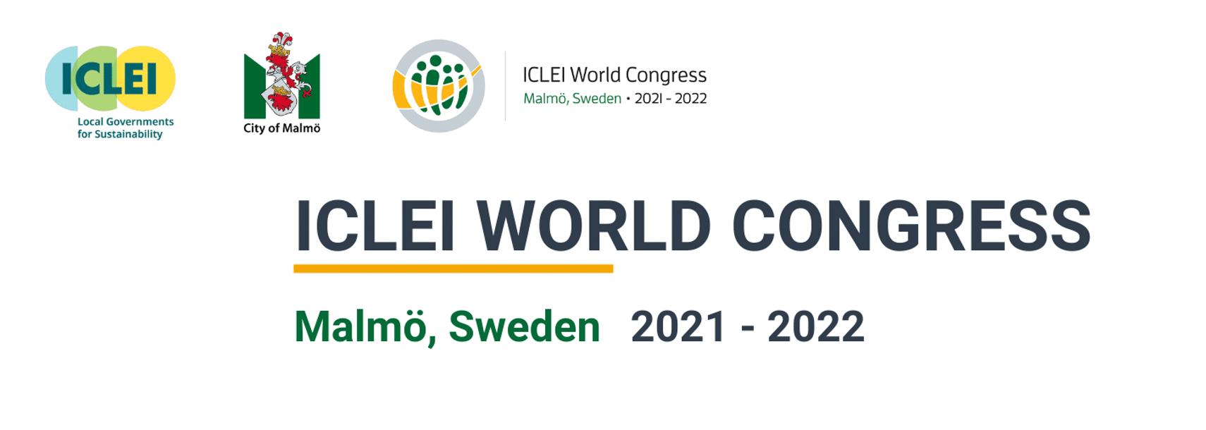 ICLEI World Congress 世界大會 2021-2022